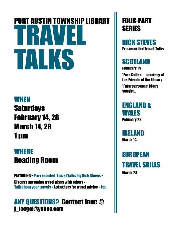 Travel Talks
